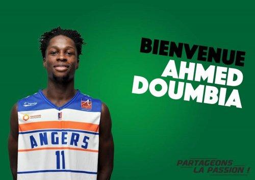 Ahmed Doumbia signe à l'ADA