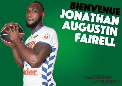 Jonathan Augustin Fairell à l'ADA !